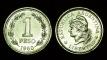 Argentina 1 peso 1960
