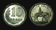 Argentina 10 pesos 1963