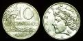 Brasil 10 centavos 1967