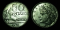 Brasil 50 centavos 1978