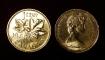 Canada 1 cent 1966