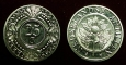 Netherlands Antilles 25 cents 2004