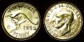 Australia 1 penny 1952