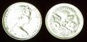 Australia 5 cents 1967