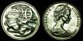Australia 20 cents 1970