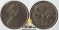 Australia 5 cents 1977 XF