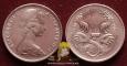 Australia 5 cents 1973 VF/XF
