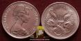 Australia 5 cents 1977 VF/XF