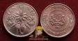 Singapore 10 cents 1985 XF