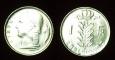 Belgium 1 franc 1978