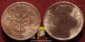 Belgium 5 francs 1963 XF/aUNC