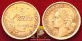 France 20 francs 1953 VF