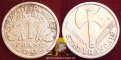 France 1 franc 1943 F