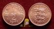 Guernsey 1/2 penny 1971 XF