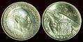 Spain 25 pesetas 1961