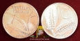 Italy 10 lire 1953 F