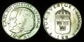 Sweden 1 krona 1981