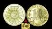 Russia 10 rubles 2010 65th Anniversary A