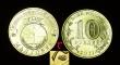 Russia 10 rubles 2011 Malgobek