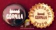 Crown cap Gorilla 1st issue #1